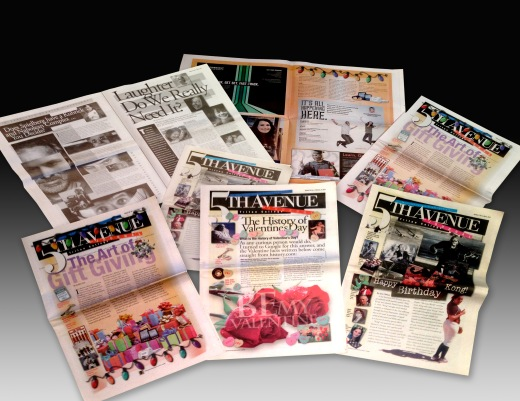 Front of Triton Newspapers 2012-2
