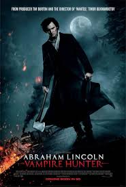 Abraham Lincoln- Vampire Hunter